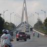 Cấm xe 3 trục đi qua cầu Rạch Miễu giờ cao điểm