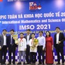 Việt Nam giành 2 HCV Olympic Toán học và Khoa học quốc tế năm 2021