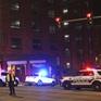 Mỹ: Cảnh sát lao xe vào đám đông cản đường