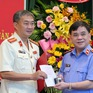 Ông Quách Thanh Giang giữ chức Viện trưởng Viện Kiểm sát nhân dân TP Thủ Đức