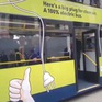New Zealand sẽ bỏ xe bus xả khí carbon