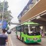 Hà Nội mở rộng vùng phục vụ hai tuyến bus sử dụng năng lượng sạch