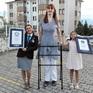Kỷ lục Guinness xác nhận người phụ nữ cao nhất thế giới ở Thổ Nhĩ Kỳ