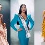 Miss Universe 2021: Kim Duyên biến hóa ấn tượng trong bộ ảnh mới