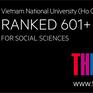 Đại học Quốc gia TP Hồ Chí Minh có 2 nhóm ngành thuộc top 601+ thế giới