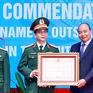 Chủ tịch nước: Chiến sĩ mũ nồi xanh đại diện cho dân tộc Việt Nam yêu hòa bình