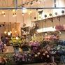 """Thị trường hoa """"trầm lắng"""", siêu thị giảm giá """"sốc"""" dịp 20/10"""