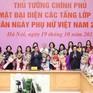Trân trọng những cống hiến, hy sinh của phụ nữ Việt Nam