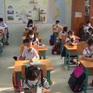 Nhiều cảm xúc ngày đầu học sinh đi học lại tại TP Hồ Chí Minh