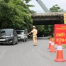 Tạm dừng 10 chốt kiểm soát dịch COVID-19 ra, vào tỉnh Phú Thọ