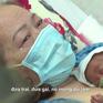 PTL Bình yên con nhé: Thắt lòng 2 bé sơ sinh mồ côi vì COVID-19, gánh nặng đặt lên vai ông bà