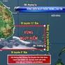 Miền Trung sẽ có mưa lớn do áp thấp nhiệt đới