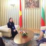 Bulgaria sẵn sàng làm cửa ngõ để Việt Nam thúc đẩy quan hệ với Liên minh châu Âu