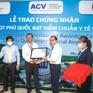 Cảng Phú Quốc đạt chứng nhận quốc tế về phòng chống dịch COVID-19