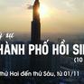 Ký sự Thành phố hồi sinh: Những câu chuyện chân thực giàu cảm xúc tại TP Hồ Chí Minh