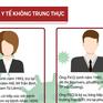 [Infographic] Những đối tượng bị xử phạt/khởi tố vì khai báo gian dối, trốn cách ly