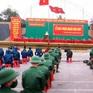 Hơn 4.000 công dân Thanh Hóa lên đường nhập ngũ