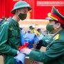 Hơn 3.100 thanh niên Nghệ An lên đường nhập ngũ