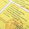 Chính thức cấp chứng nhận điện tử cho Bảo hiểm trách nhiệm dân sự cho chủ xe từ 1/3