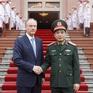 Hợp tác quốc phòng - an ninh là trụ cột trong quan hệ Việt Nam - Nga