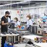 Hơn 600 công nhân Công ty Poyun (Hải Dương) được đi làm trở lại