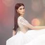 Á hậu Ngọc Thảo chọn trang phục thi quốc tế lấy ý tưởng từ chim bồ câu