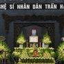 Gia đình, bạn bè tiễn đưa NSND Trần Hạnh
