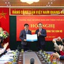 Ông Trương Việt Dũng được bổ nhiệm làm Chánh Văn phòng Đoàn đại biểu Quốc hội và HĐND TP Hà Nội