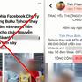 Bệnh viện cảnh báo chiêu trò mạo danh Facebook, trục lợi tiền từ thiện