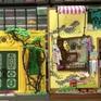 Mang hình ảnh việt nam ra thế giới bằng tình yêu và sáng tạo với lego