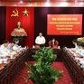 Giám đốc Học viện Chính trị Quốc gia Hồ Chí Minh làm việc với tỉnh Bắc Ninh