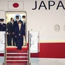 Tổng thống Mỹ Joe Biden tiếp đón Thủ tướng Nhật Bản Suga Yoshihide tại Nhà Trắng