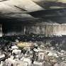 Hỏa hoạn tại khu công nghiệp Bắc Ninh, 3 người thiệt mạng