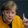 Thủ tướng Đức Angela Merkel tiêm vaccine COVID-19 của AstraZeneca