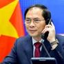 Bộ trưởng Ngoại giao Việt Nam và Trung Quốc điện đàm, trao đổi thẳng thắn về vấn đề trên biển