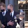Hoàng tử Harry đã trò chuyện với anh trai, muốn sớm trở lại Mỹ sau tang lễ ông nội