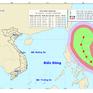 Siêu bão mạnh cấp 17 gần biển Đông