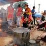 Người dân Phú Thọ tất bật chuẩn bị Giỗ Tổ Hùng Vương