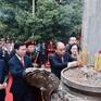Chủ tịch nước Nguyễn Xuân Phúc dâng hương tưởng nhớ các Vua Hùng