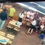 CSGT nổ 4 phát súng ngăn nhóm thanh niên hỗn chiến ở quán nhậu