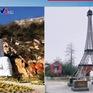 """Choáng với chiêu câu khách bằng tháp Eiffel, tượng Nữ thần tự do """"phiên bản lỗi"""""""