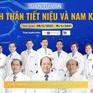 Tư vấn trực tuyến: Bệnh thận tiết niệu và nam khoa