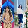 Dàn BTV, MC tuần qua: Thụy Vân đọ sắc với NSND Thu Hà, Mạnh Khang khoe mẹ xinh đẹp