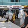 Xét nghiệm COVID-19 hơn 2.000 nhân viên Cảng hàng không quốc tế Đà Nẵng