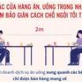 [Infographic] Chỉ thị 12 về phòng chống dịch COVID-19 của Hà Nội quy định những điều gì?