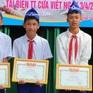 Quảng Trị: Tặng bằng khen 3 học sinh dũng cảm cứu người bị đuối nước