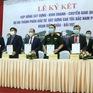 Ký kết hợp đồng dự án thành phần cao tốc Bắc - Nam đoạn Diễn Châu - Bãi Vọt