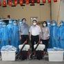 20 y, bác sĩ Hà Nội chi viện Bắc Giang phòng chống dịch COVID-19