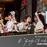 Bộ ảnh thời trang của 4 'quý cô nhí' sành điệu gây sốt