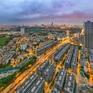 """""""Mục sở thị"""" khu vực bất động sản nóng sốt bậc nhất Hà Nội"""